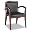 Alera® Reception Lounge Series Solid Wood Chair