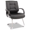 Alera® Ravino Series Leather Guest Chair