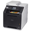Brother® MFC-9460CDN Color Laser All-in-One Printer with Networking