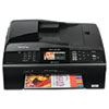 Brother® MFC-J615W Compact Wireless Inkjet All-in-One