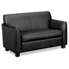 Basyx™ Reception Seating Love Seat