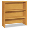 10500 Series Bookcase Hutch, 36w x 14-5/8d x 37-1/8h, Harvest