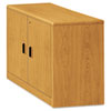10700 Series Locking Storage Cabinet, 36w x 20d x 29-1/2h, Harvest