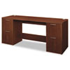 Attune Series Credenza With Kneespace, 72w x 24d x 29-1/2h, Shaker Cherry