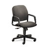 Solutions Seating High-Back Swivel/Tilt Chair, Gray