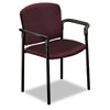 Pagoda 4070 Series Stacking Arm Chairs, Wine, 2/Carton