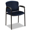 Tiempo Guest Arm Chair without Casters, Mariner