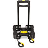 Kantek Lightweight Luggage Cart with Retractable Cord System