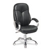 Office Star™ Eco Leather High-Back Swivel/Tilt Chair