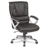 Office Star™ Eco Leather High-Back Executive Swivel/Tilt Chair